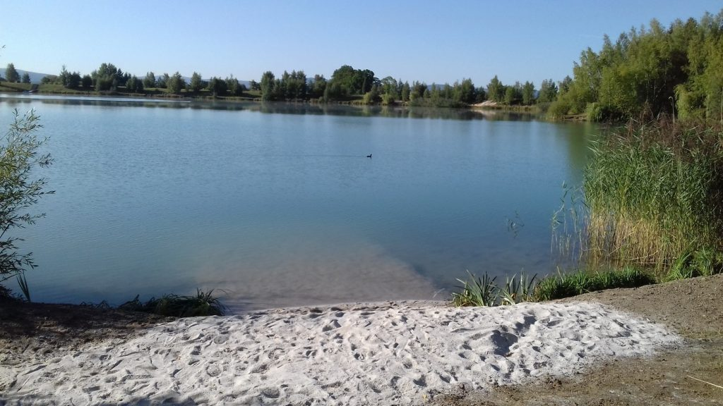 nádrž Bílá Voda